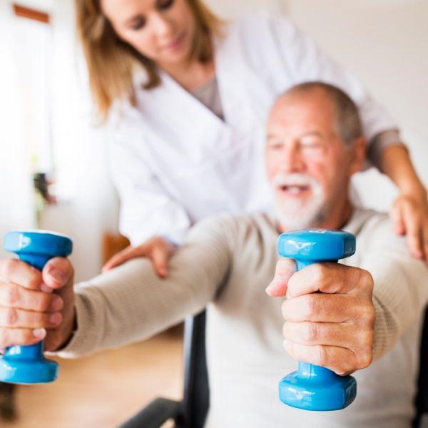 Hausbesuche Physiotherapie Schultheiß