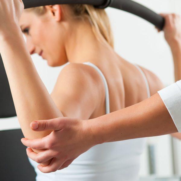 Medizinische Trainingstherapie in Physiotherapie Praxis Schultheiß in Denzlingen